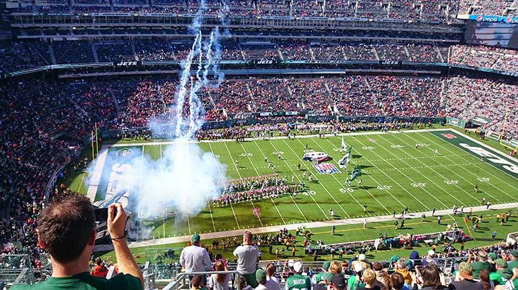 NFL biljetter New York